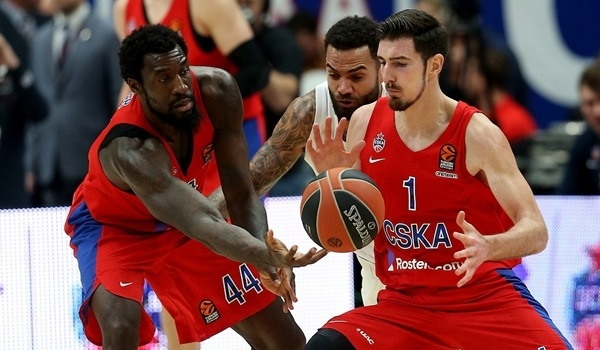 RS Round 22 report: De Colo, Higgins lead CSKA to critical win