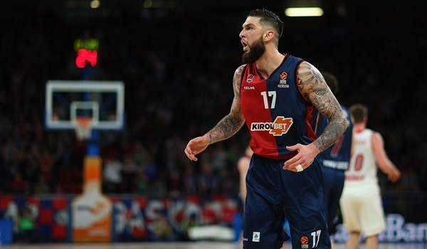 RS Round 22 report: Baskonia gets win, tiebreaker over Bayern