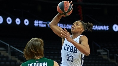CFBB's Begarin has come a long way since leaving home
