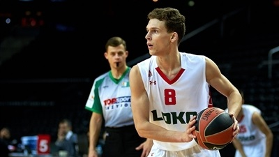 Lokomotiv takes 7th place with first win