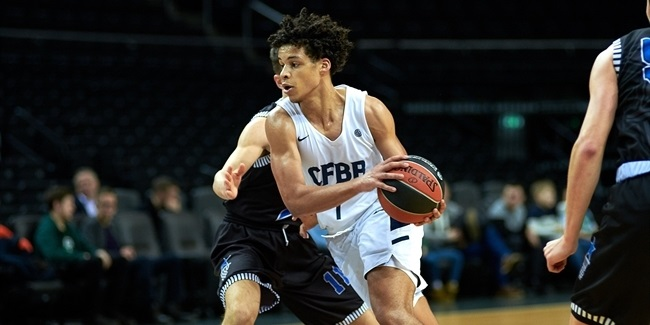 Limoges tabs two of France's top prospects