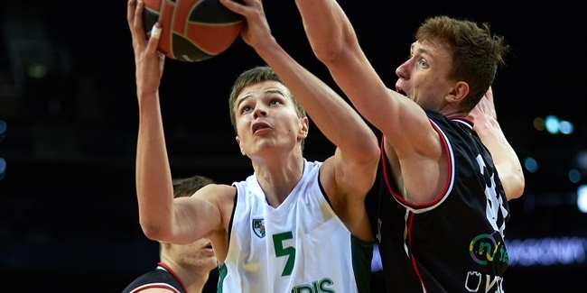 ANGT Finals: Kancleris aims to lead Zalgiris back to glory