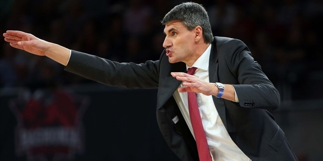 Baskonia, Perasovic part ways