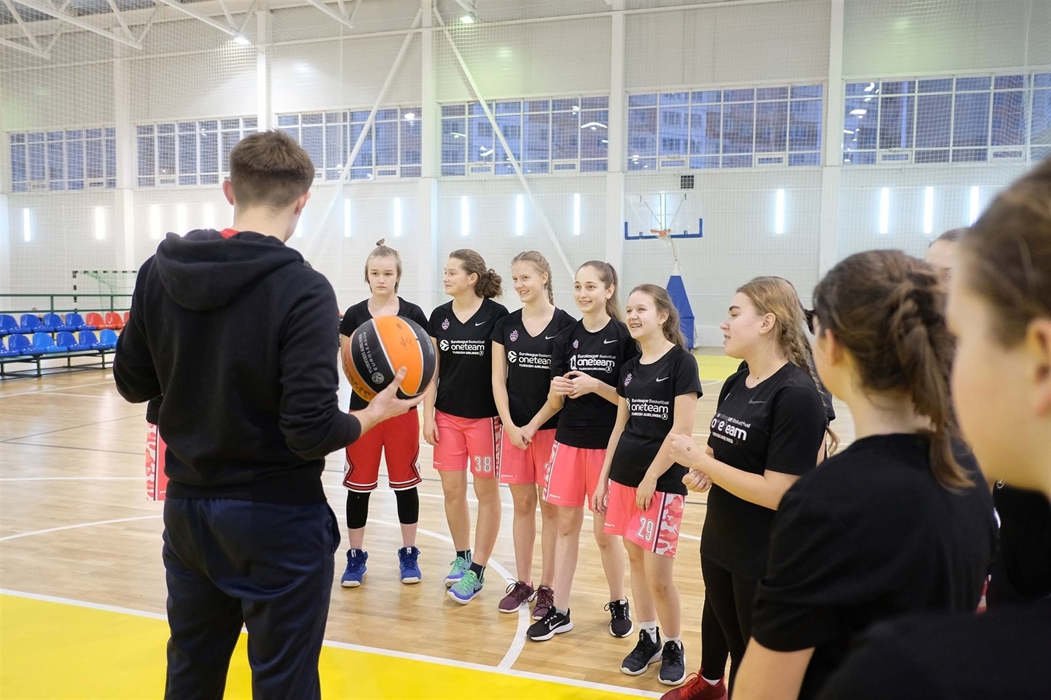 CSKA One Team session