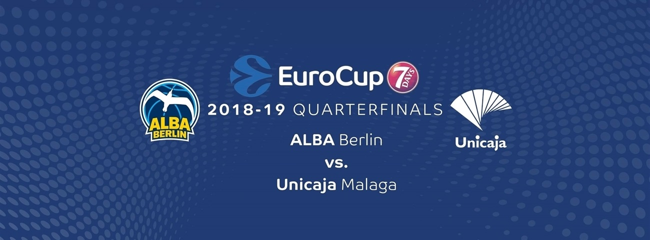 Series Breakdown, Quarterfinals: ALBA Berlin vs Unicaja Malaga