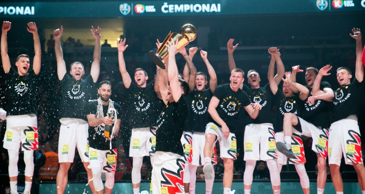 Rytas Vilnius is 2019 Lithuanian Cup champion