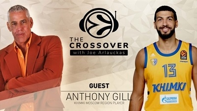 The Crossover podcast welcomes Anthony Gill