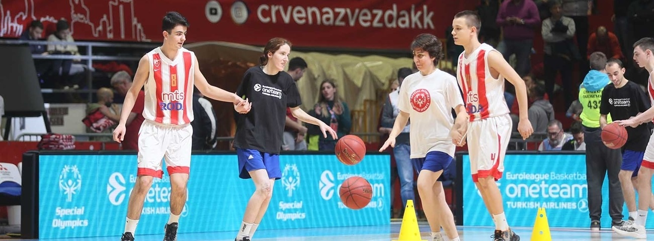 Intellectual Disabilities /Special Olympics Serbia