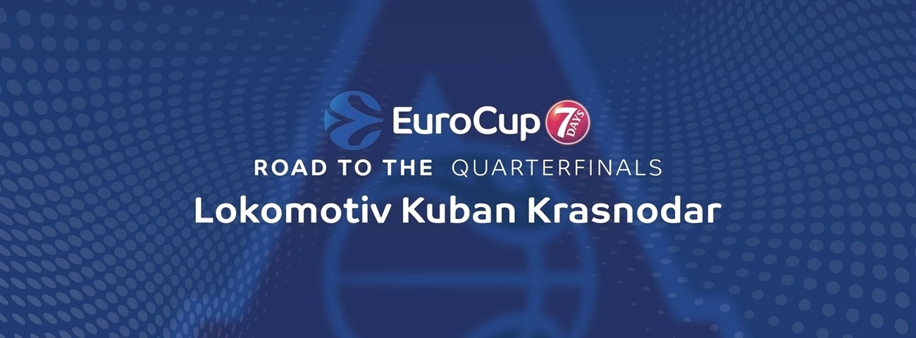 Road to the Quarterfinals: Lokomotiv Kuban Krasnodar