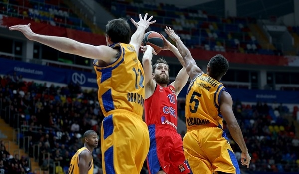 RS Round 23 report: CSKA scores season-high, wins fifth straight