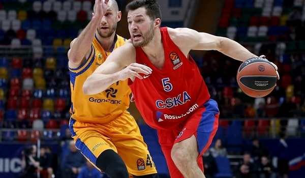 Shorthanded CSKA finds a different way to dominate