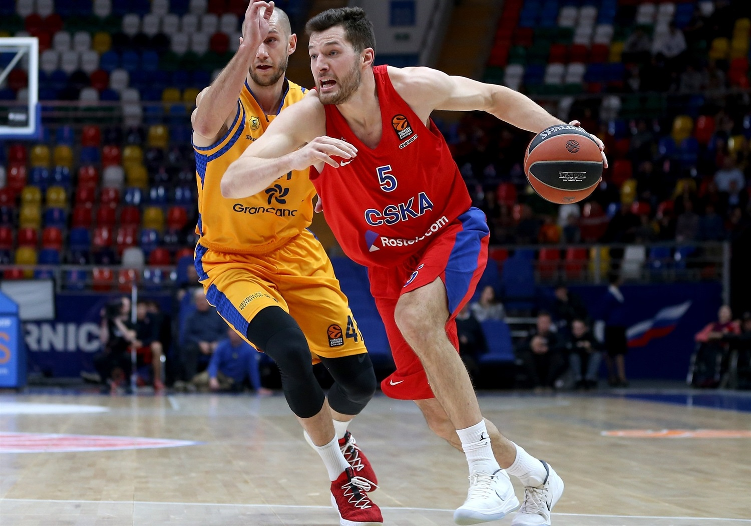 Alec Peters - CSKA Moscow - EB18