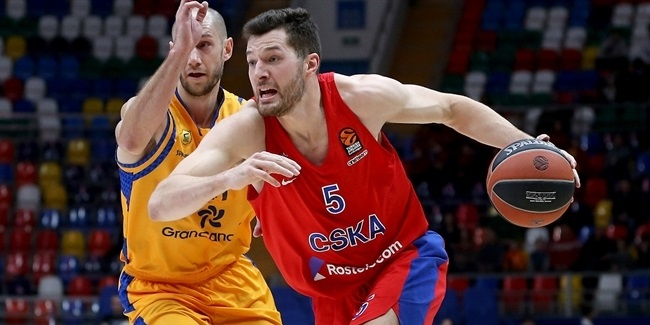 Shorthanded CSKA found a different way to dominate