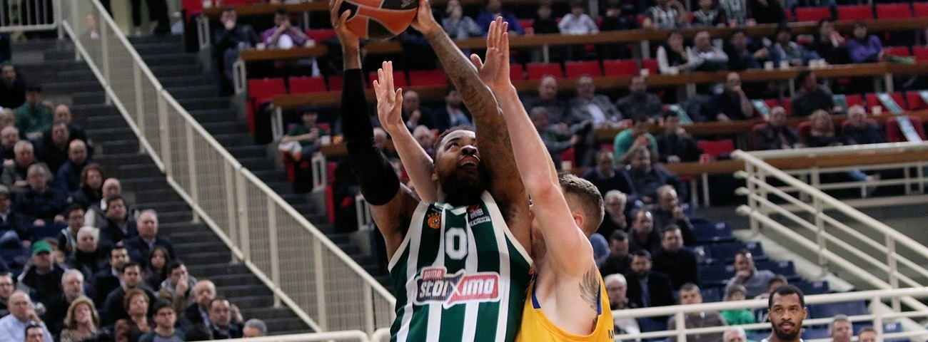 Record-breaking first half boosted Panathinaikos