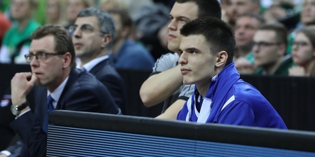 Buducnost's Zugic became youngest EuroLeague player ever!