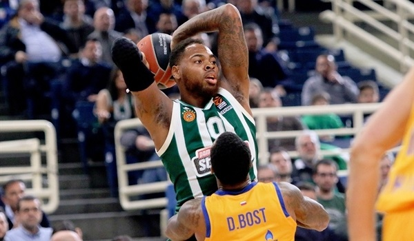 RS Round 23 report: Calathes, Thomas lifts Panathinaikos at home
