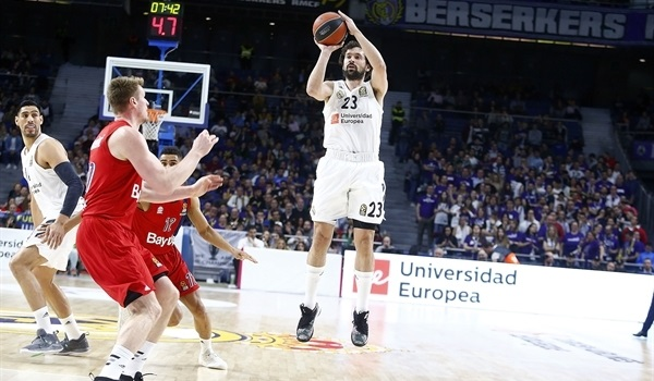 RS Round 23 report: Madrid tops Bayern to reach playoffs