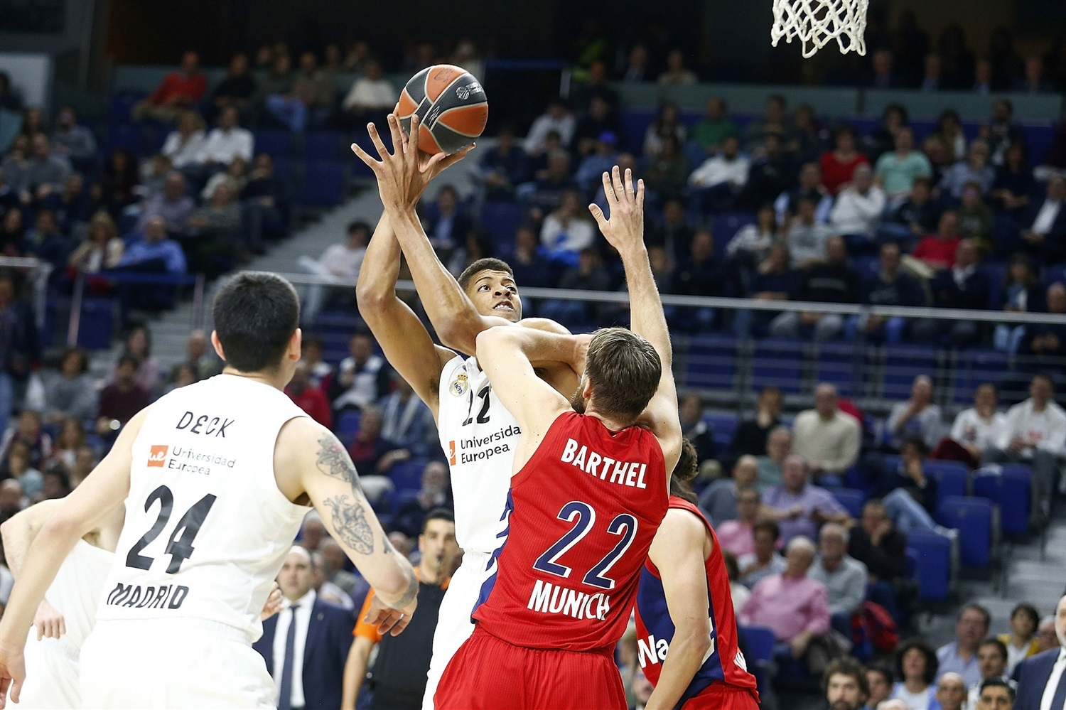 Walter Tavares - Real Madrid - EB18