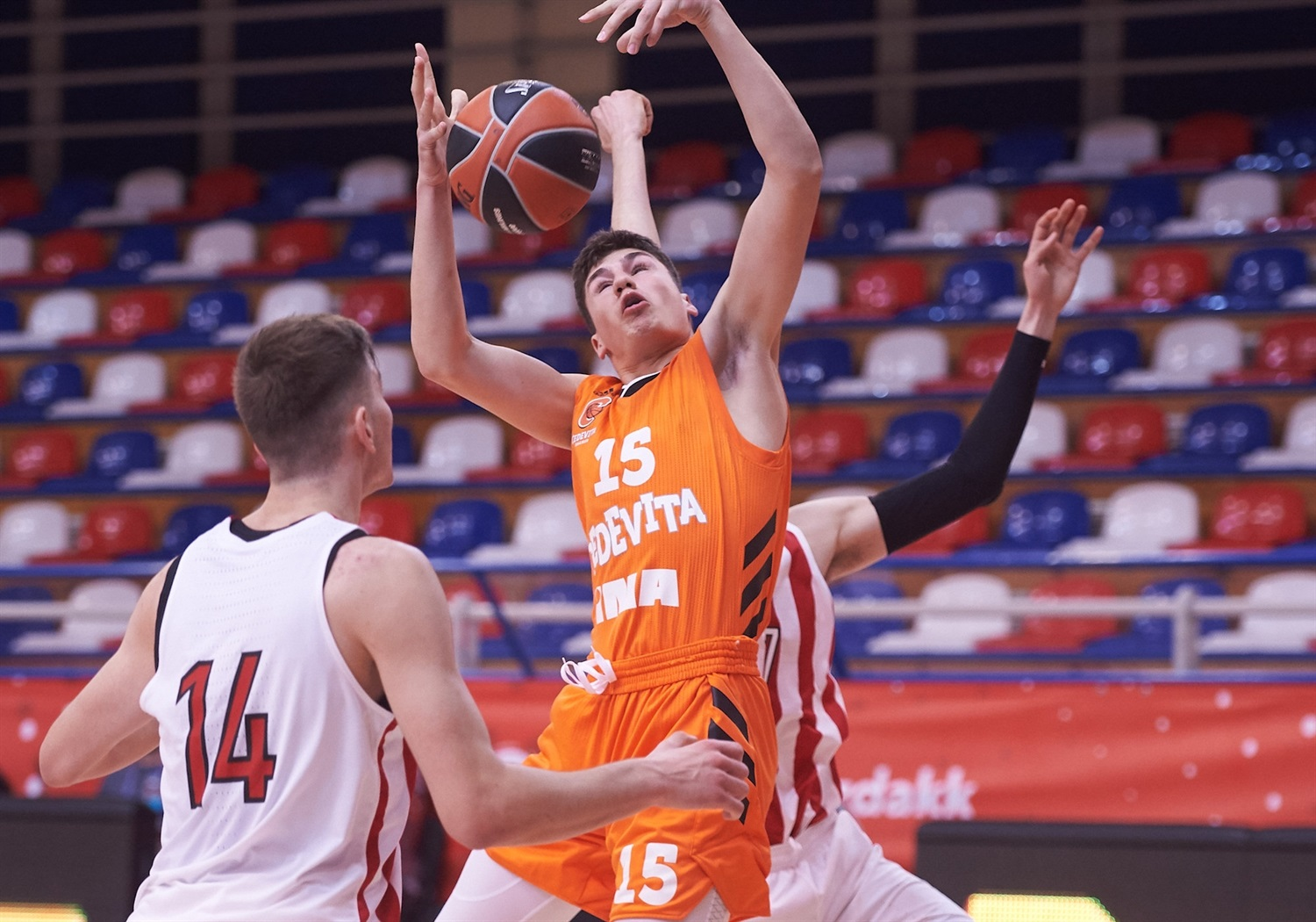 Andre Skelin - U18 Cedevita Zagreb - ANGT Belgrade 2019 (photo Dragoslav Zarkovic) - JT18