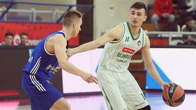 Olimpija comes back from 21 points down to beat Spars