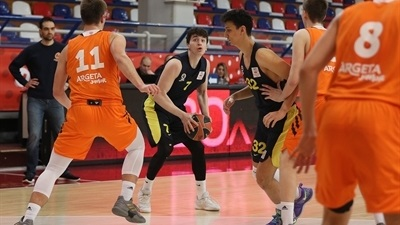 Fenerbahce bests Cedevita for seventh place