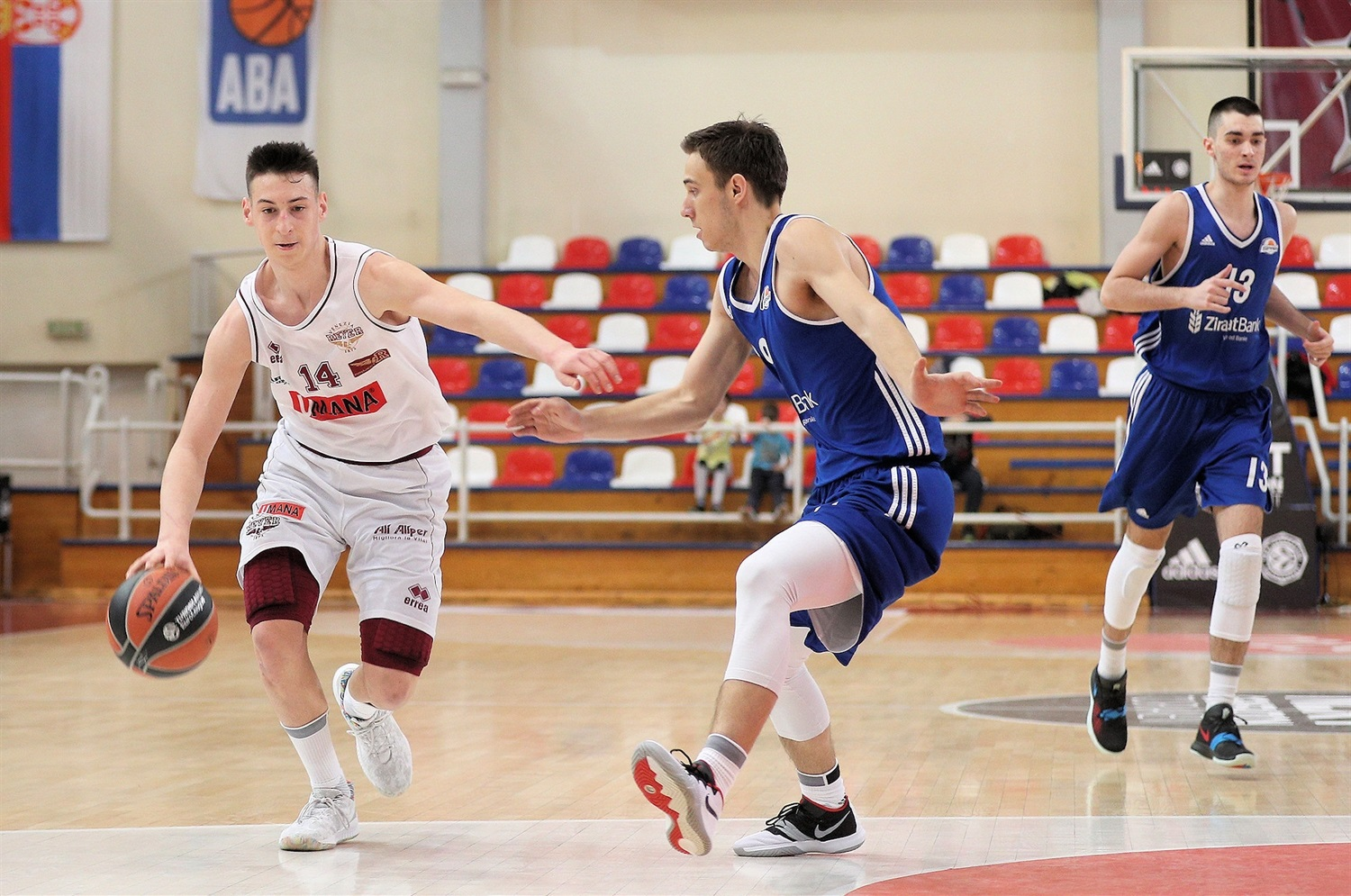 Davide Casarin - U18 Umana Reyer Venice - ANGT Belgrade 2019 (photo Dragoslav Zarkovic) - JT18
