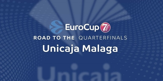 Road to the Quarterfinals: Unicaja Malaga
