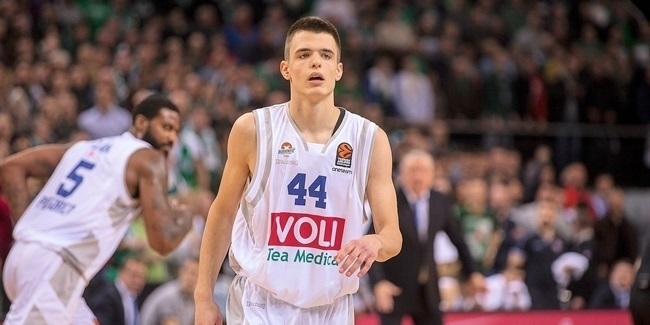 The youngest EuroLeague debuts this century