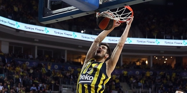Domestic leagues playoffs: Fenerbahce advances to Turkish finals
