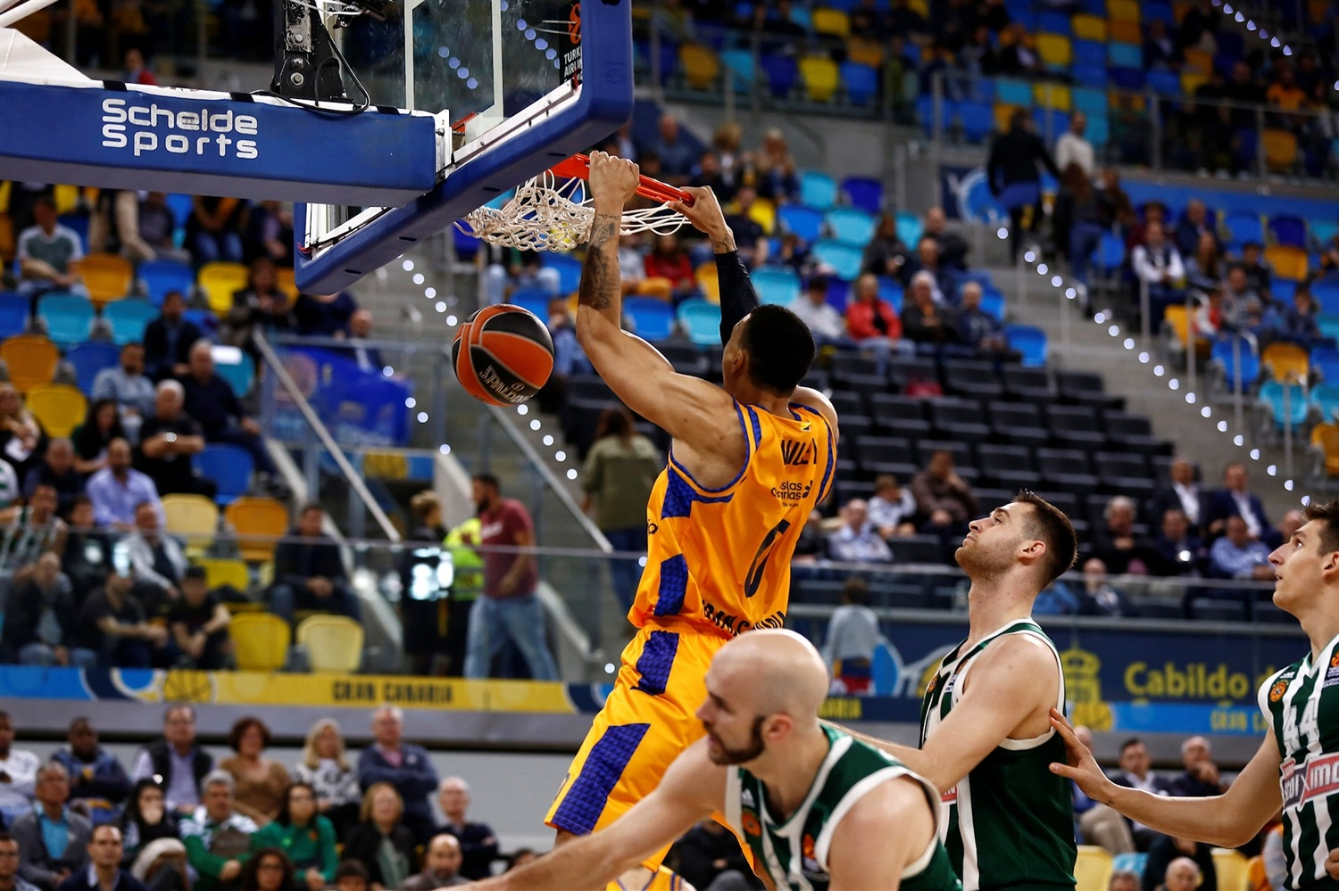 Jacob Wiley - Herbalife Gran Canaria - EB18