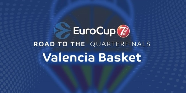 Road to the Quarterfinals: Valencia Basket