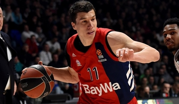 RS Round 24 report: Bayern rebounds on the road at Buducnost