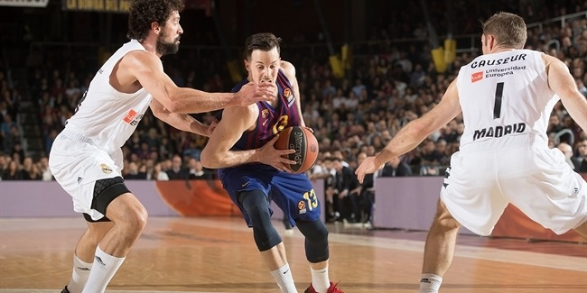 RS Round 24: FC Barcelona Lassa vs. Real Madrid
