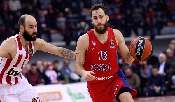 RS Round 24 report: CSKA storms to big win in Piraeus