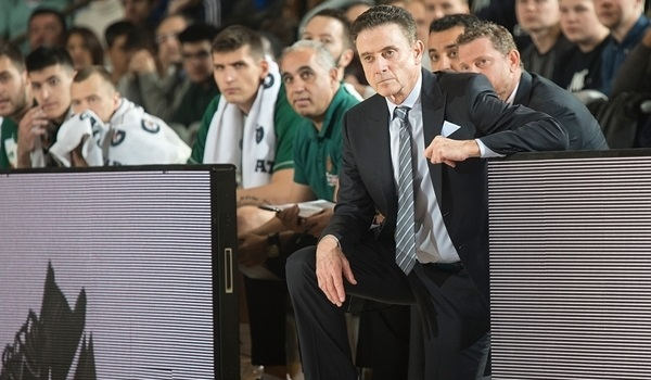 Coach Pitino leaves Panathinaikos