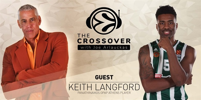 The Crossover podcast welcomes Keith Langford