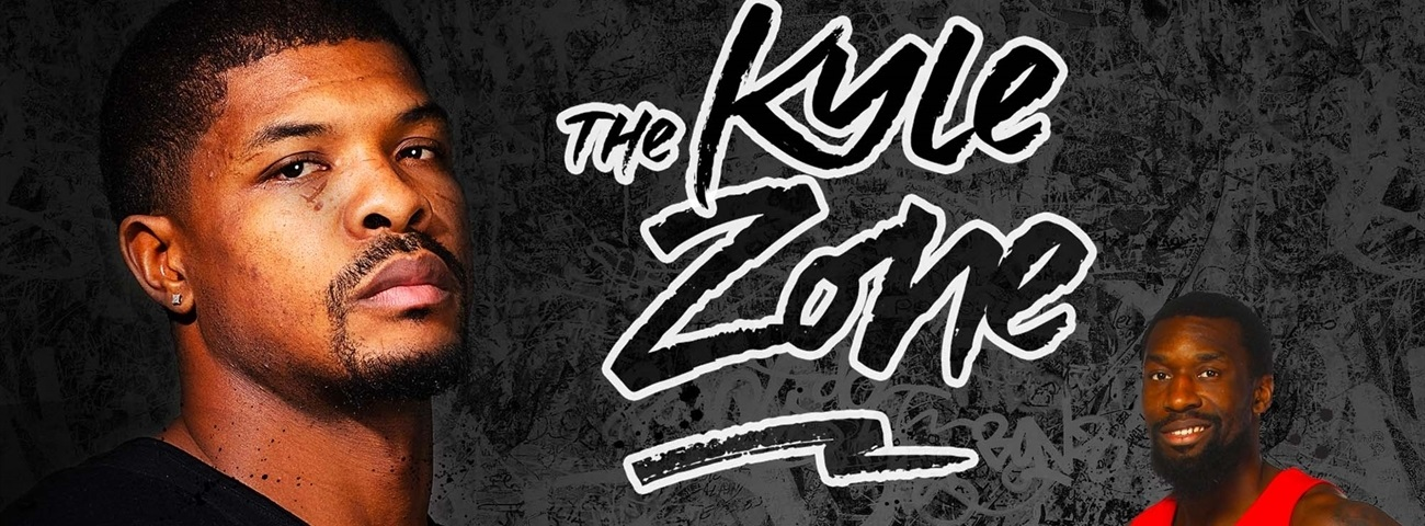 Othello Hunter visits The Kyle Zone!
