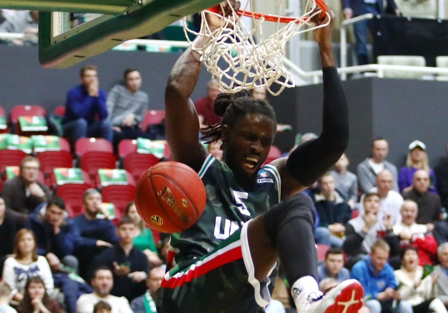 Maurice Ndour - UNICS Kazan (photo UNICS) - EC18