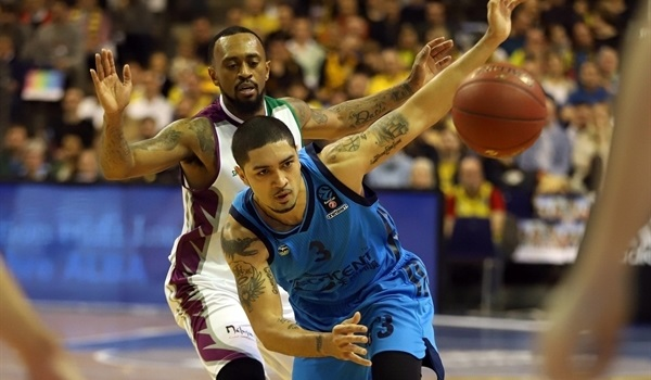 Quarterfinals Game 3, MVP: Peyton Siva, ALBA Berlin