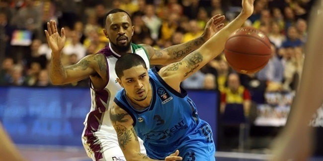 7DAYS EuroCup, Quarterfinals Game 1: ALBA Berlin vs. Unicaja Malaga