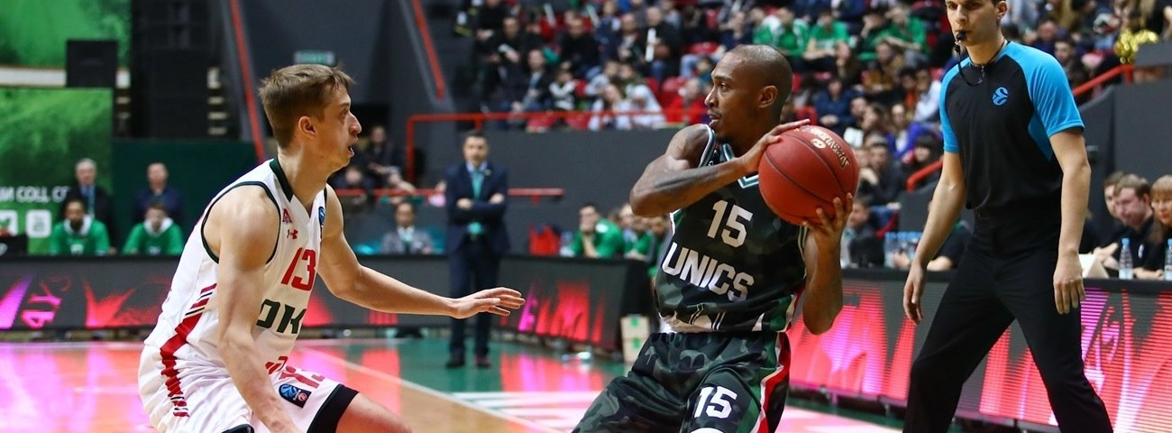 UNICS hits first, Loko not done