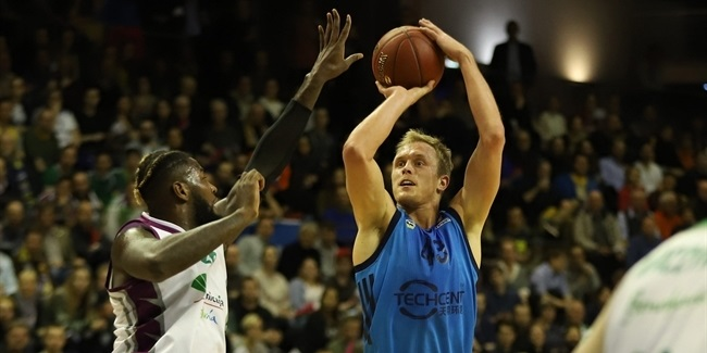 7DAYS EuroCup all-timers: Luke Sikma