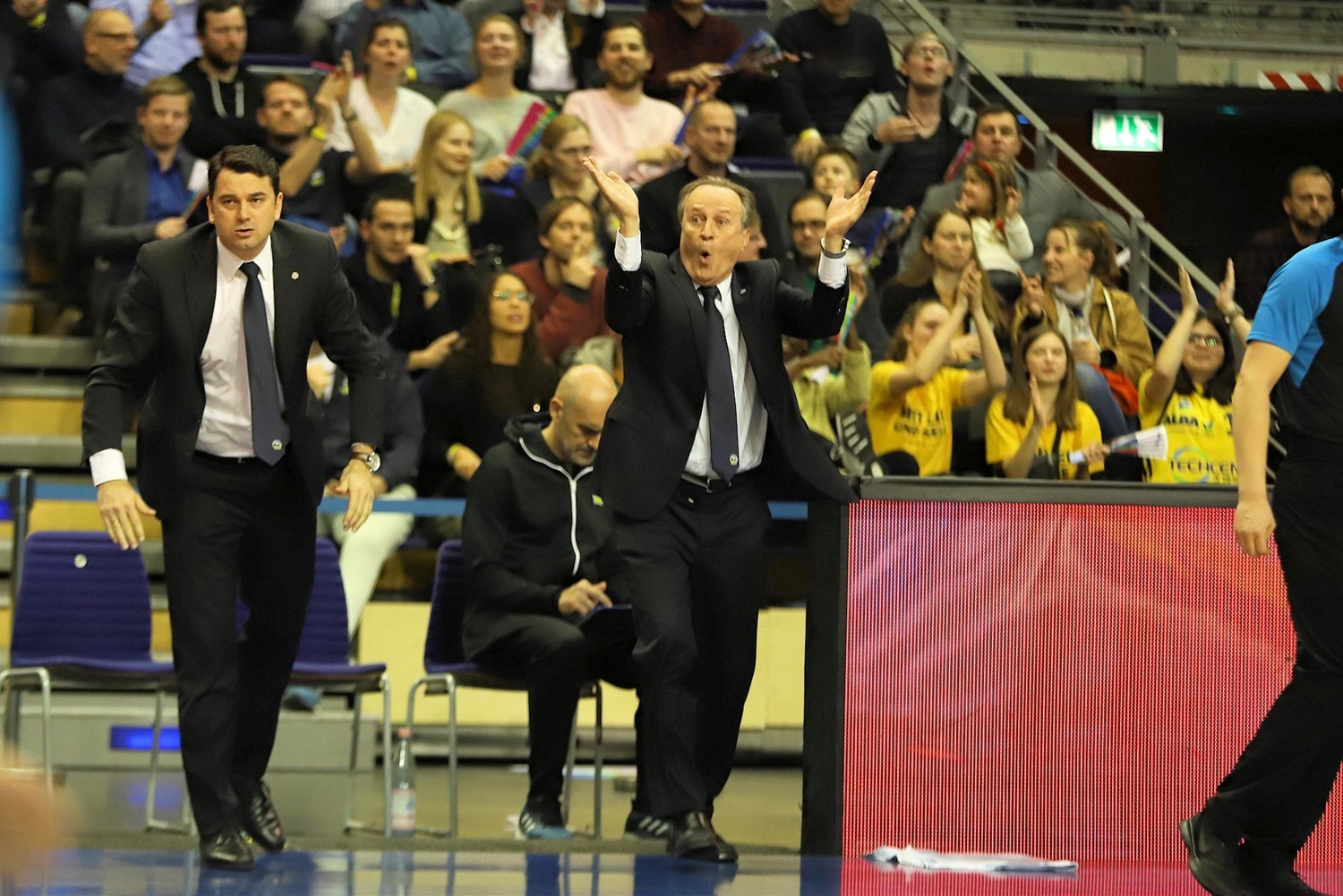Aito Garcia Reneses - ALBA Berlin (photo Andreas Knopf - ALBA) - EC18