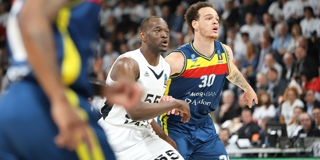 7DAYS EuroCup, Quarterfinals Game 1: LDLC ASVEL Villeurbanne vs. MoraBanc Andorra