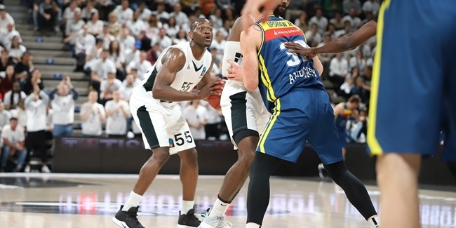 Captain Kahudi helps ASVEL overcome MoraBanc's surprise