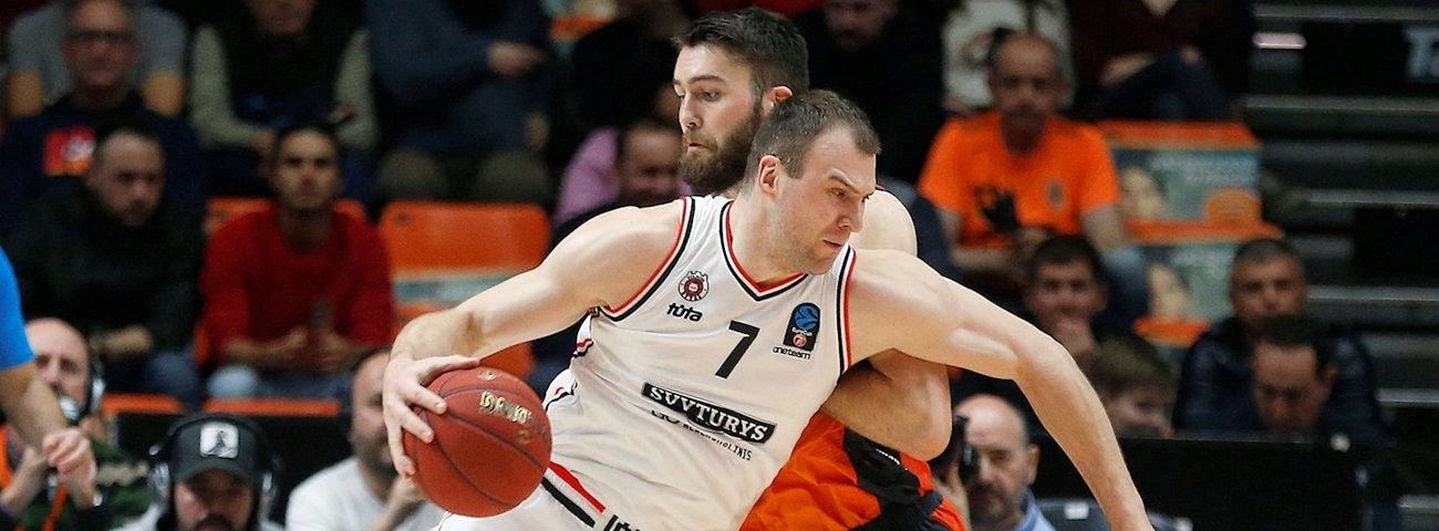 Partizan gets bigger with Parakhouski