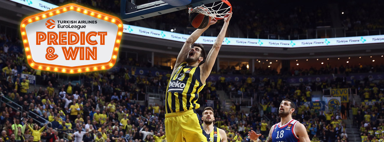 Predict & Win to get signed Fenerbahce jersey!
