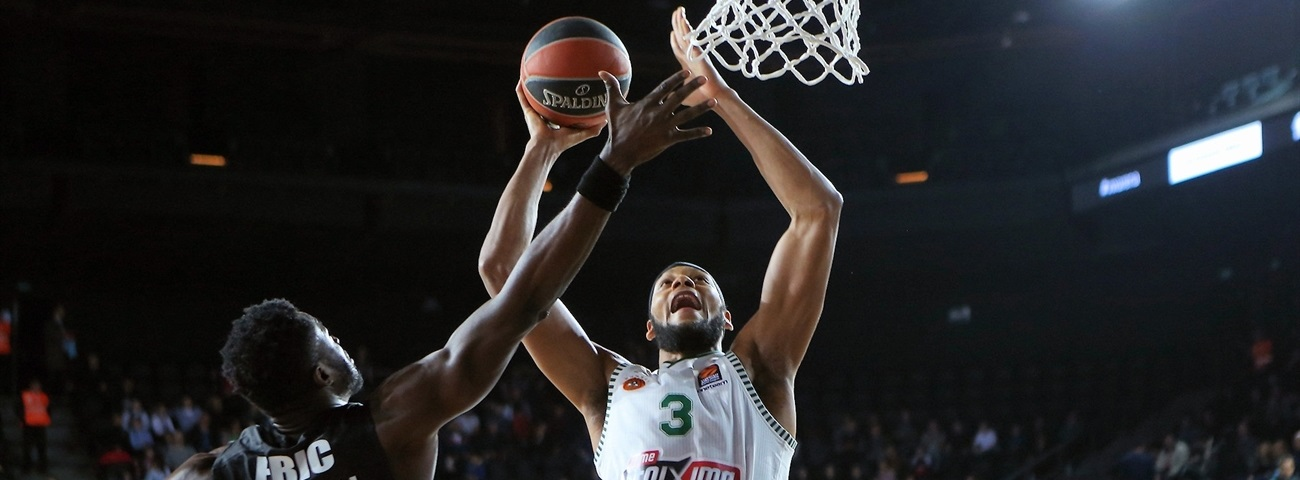 ASVEL re-signs big man Payne