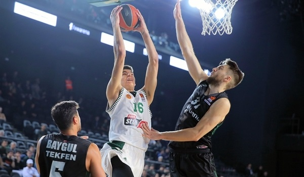 Panathinaikos locks up talent Kalaitzakis until 2022