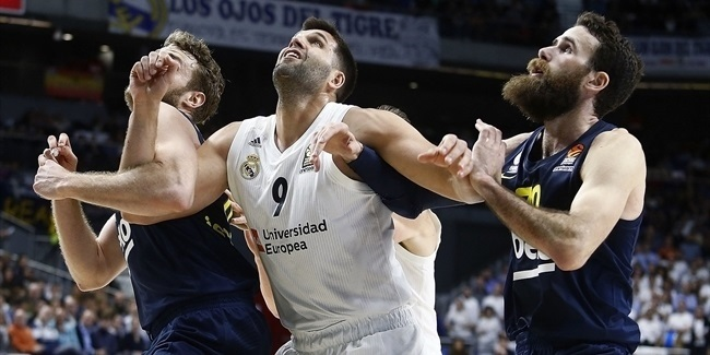 RS Round 25: Real Madrid vs. Fenerbahce Beko Istanbul